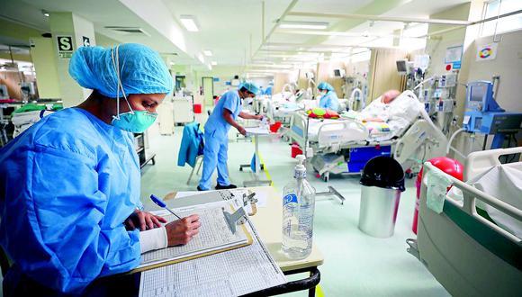 Coronavirus | Minsa: número de camas UCI disponibles subió de 179 a 229 en últimos días | pandemia | Pilar Mazzetti | PERU | GESTIÓN