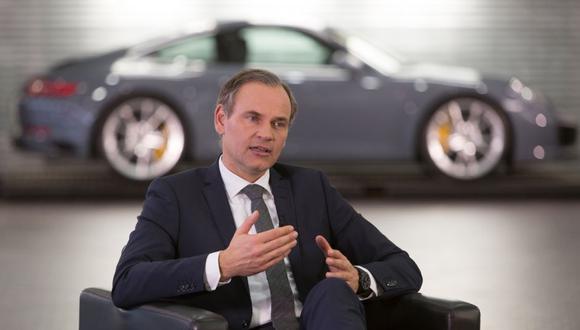 La pandemia no modificará la estrategia de inversión de Porsche para el período 2020-2025, afirmó Oliver Blume.