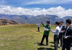 Corea del Sur realizó primeros estudios para construcción del aeropuerto de Chinchero
