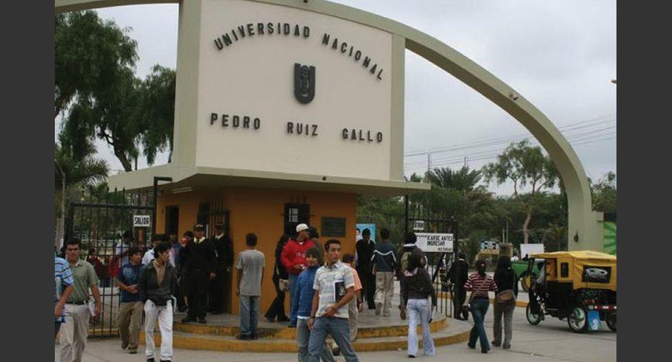 FOTO 9   24. Universidad Nacional Pedro Ruiz Gallo