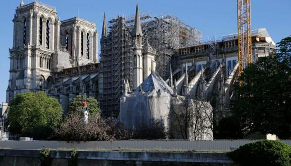Notre Dame. (Foto: Getty)