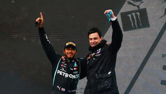 Su conductor estrella Lewis Hamilton ha ganado seis campeonatos de F1 desde 2014, y el séptimo ha sido para su antiguo compañero de equipo Nico Rosberg.