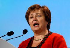 Búlgara Georgieva, número dos del BM, es la única candidata para dirigir el FMI