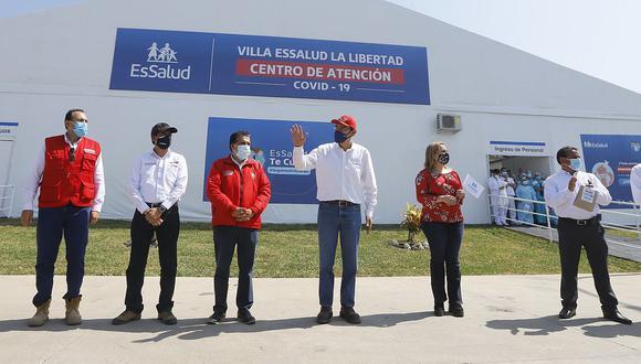 Martín Vizcarra pidió al Congreso que decida hoy sobre la vacancia en su contra. (Foto: Presidencia)