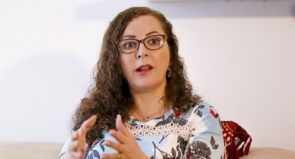 Rosa Bartra consideró que es momento de que la fiscalía presente una acusación formal en el marco de la investigación a Keiko Fujimori. (Foto: GEC)