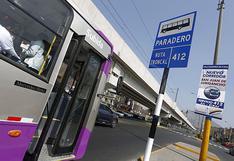 Corredor Morado: Municipio de Lima pone nuevo servicio zonal a S/1 desde este sábado