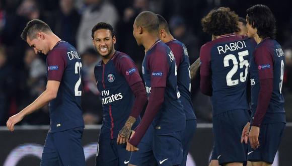El Paris Saint-Germain se encuentra en la mira del fair-play financiero. (Foto: AFP)