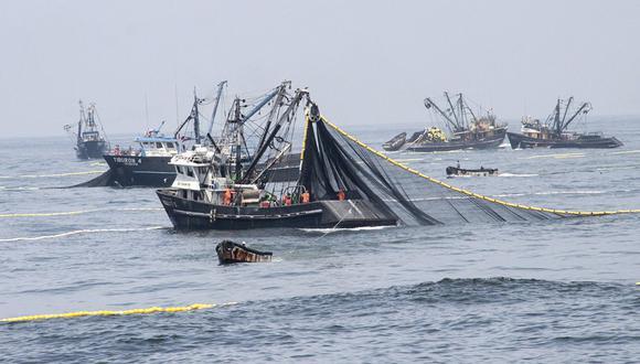 Pesca de anchoveta