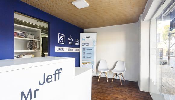 Entre las marcas que Jeff opera en Perú están Mr. Jeff (lavanderías, con posibilidad de servicio a domicilio) y Beauty Jeff (peluquerías). (Foto: Jeff)