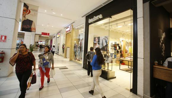 El mall tendrá más de 85,521 metros cuadrados de área comercial. (Foto: Hugo Pérez/El Comercio)