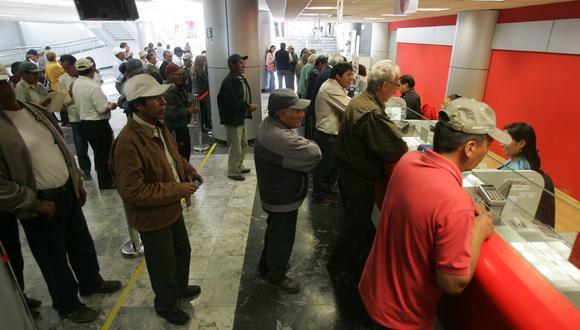 Según el dictamen aprobado, los afiliados a las AFP que hayan estado desempleados por 12 meses continuos podrán acceder al REJA. (Foto: GEC)