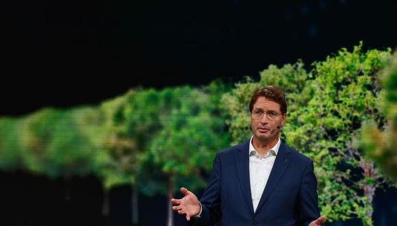 Ola Källenius, presidente ejecutivo de Daimler. (Foto: Difusión)