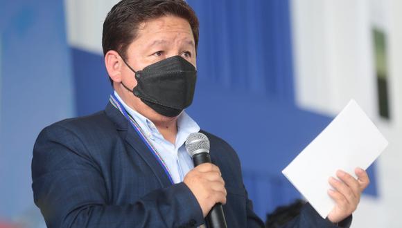Guido Bellido indicó que se nacionalizaría el recurso del gas de Camisea si es que no se conseguía un nuevo contrato con la empresa . (Foto: archivo PCM)