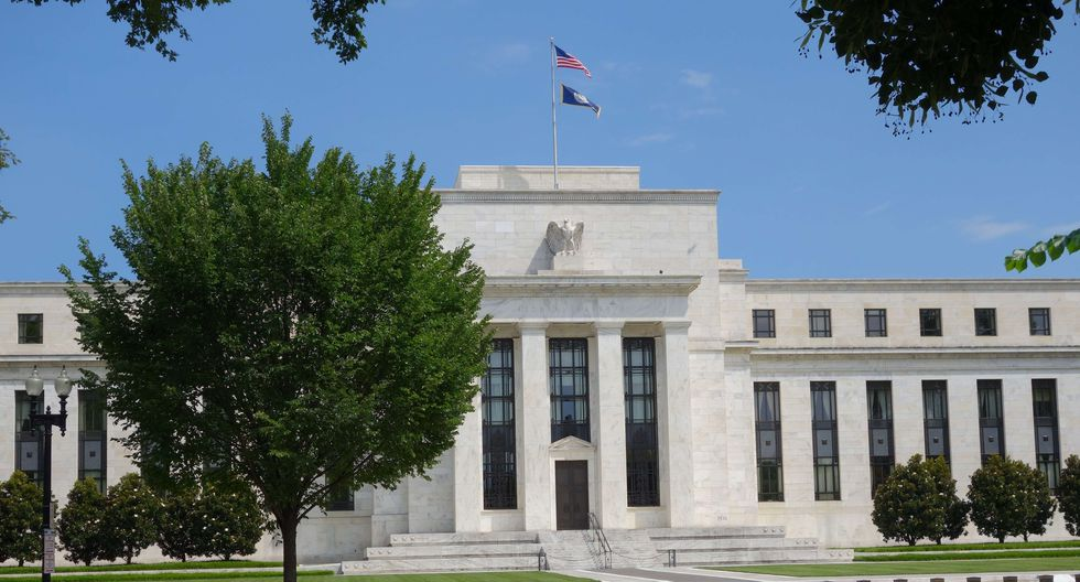 Reserva Federal. (Foto: AFP)