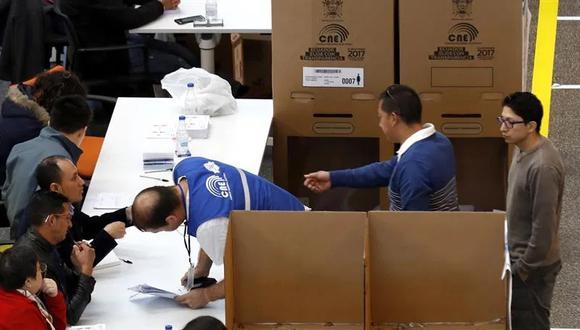 Con nueve procesos electorales este 2021 en América Latina, los expertos discrepan sobre si una posible victoria del candidato correísta, Andrés Arauz, en las elecciones del domingo, puede ser indicio de un viraje a la izquierda en el continente tras los casos de México, Argentina y Bolivia. (Foto: EFE/Sergio Barrenechea)