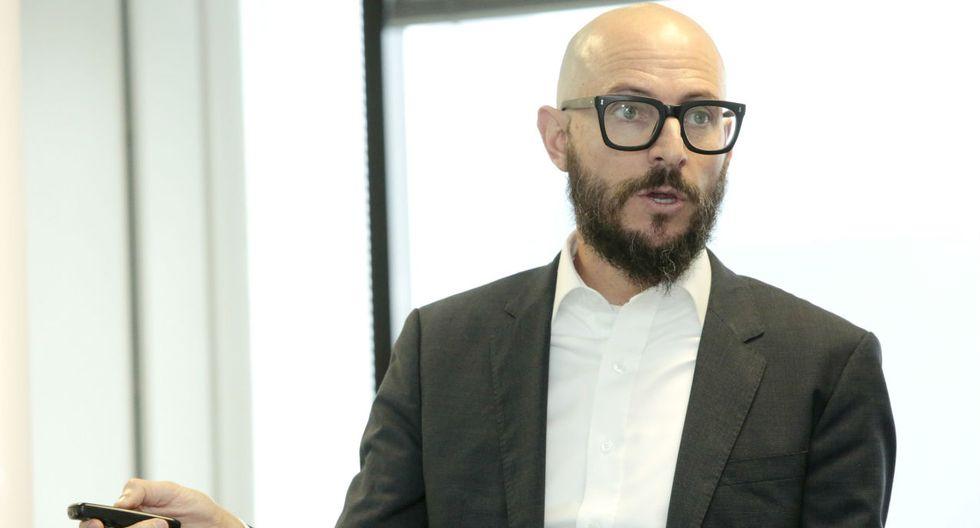 Aldo Ferrini, el CEO de AFP Integra (foto: Gestión)