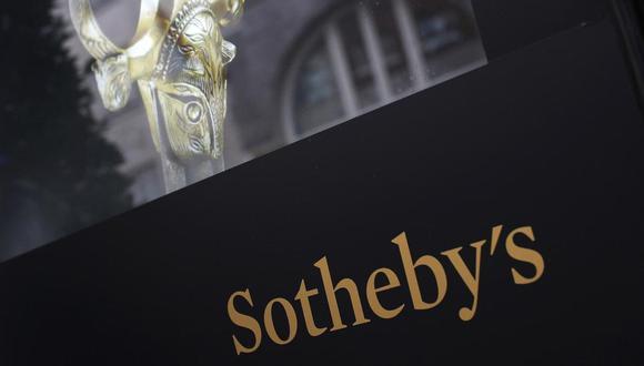 Sotheby's optó por adelantarse y organizar sus ventas de arte moderno y contemporáneo sin espectadores el 29 de junio.