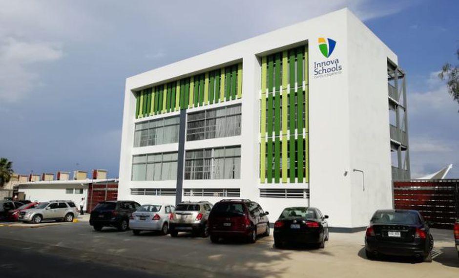 Innova Schools en México.