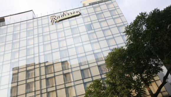 Una de las operaciones que tiene Fibra Prime es el hotel Radisson en Tacna que, junto a Multicines Star en esa ciudad generaron ingresos al cierre de 2019  de  US$ 1'407,000.00. (Foto: GEC)