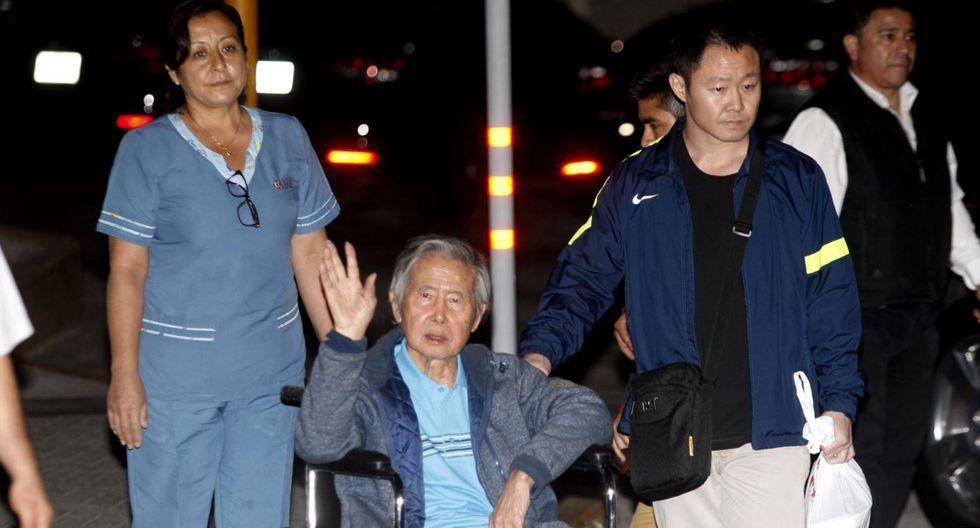 """""""Como hijo de Alberto Fujimori es mi deber humano estar con él en sus momentos más difíciles"""", señaló el suspendido legislador. (Foto: AP)"""
