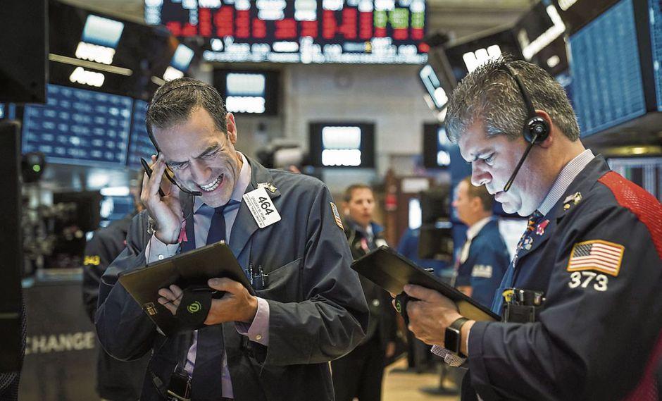 Rendimiento de instrumentos financieros (Foto: AFP)