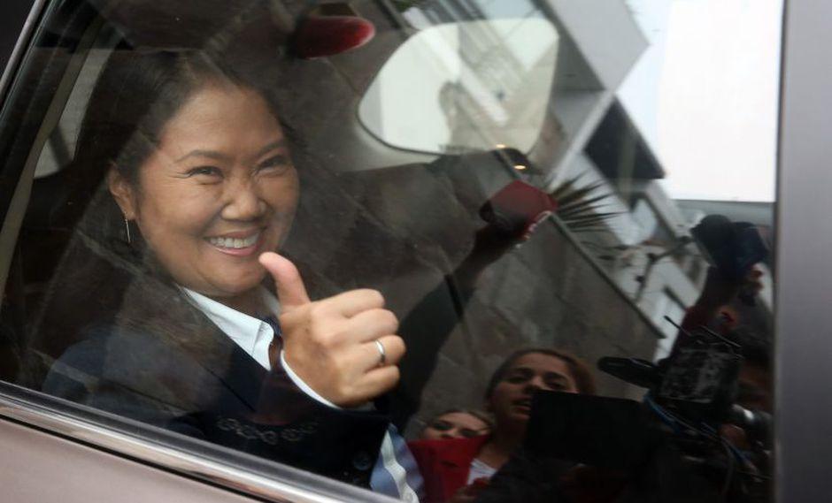 Keiko Fujimori fue candidata presidencial en el 2011 y el 2016. (Foto: EFE)