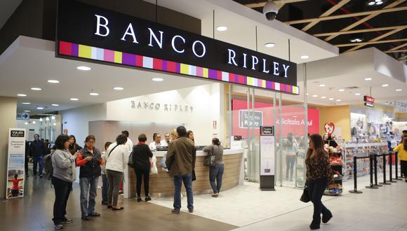 Las sinergias del banco con una de las principales tiendas por departamento del país son relevantes para la colocación de créditos. (Foto: GEC)