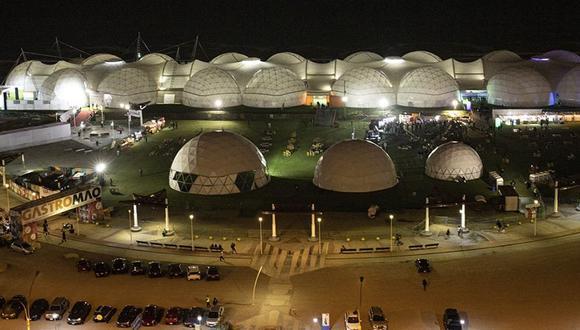 En los Domos de San Miguel se podrá ver la final de la Copa Libertadores. (Foto: Domos Art)