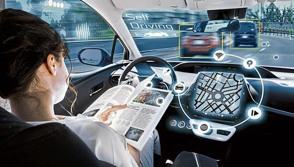 Existen cinco niveles de automatización en la conducción de vehículos a motor, ¿cuáles son? (Foto: Istock)