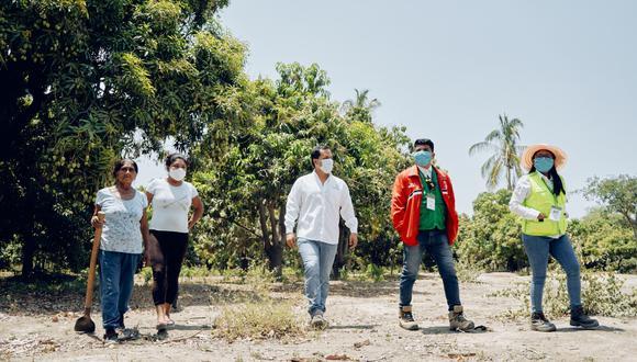 La startup Agros brinda dos soluciones tecnológicas e inicialmente empezaron a trabajar con agricultores de Piura. (Foto: Difusión)