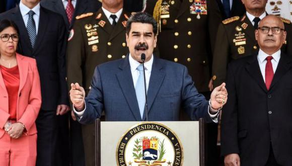 Nicolás Maduro. (Foto: Getty Images)