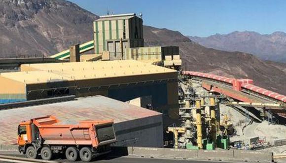 Foto de archivo de la mina El Teniente de Codelco, cerca de Machali, en Chile. Abril 11, 2019. (Reuters)