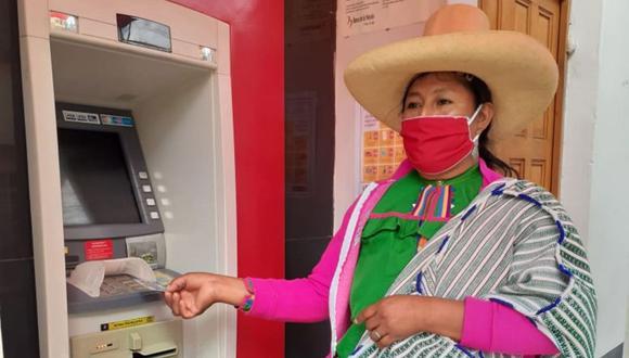 El Sisfoh ha servido para seleccionar a los beneficiarios de los anteriores bonos económicos entregados en medio de la pandemia (Foto: Andina)
