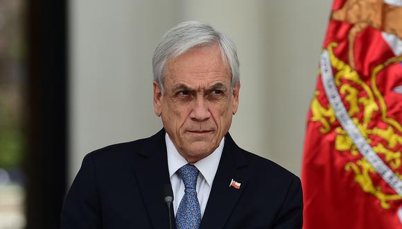 Sebastián Piñera. (AFP / Johan ORDONEZ).