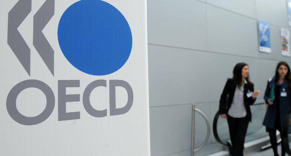 Colombia en la OCDE. (Foto: Bloomberg)