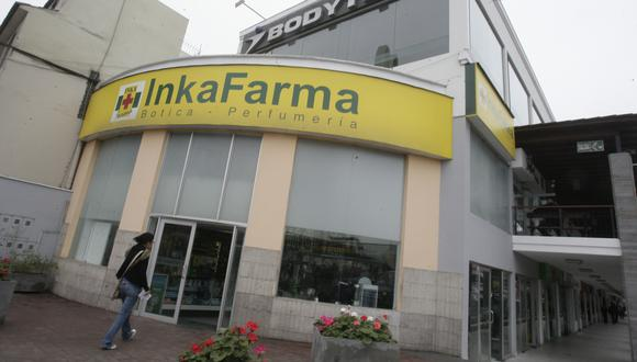 InkaFarma compró MiFarma, BTL y Fasa. (Foto: USI)