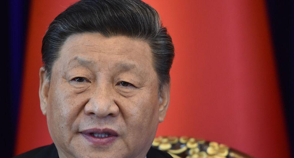 """China """"da un apoyo firme"""" al gobierno de Hong Kong y su policía, dijo el presidente chino. (Foto: AFP)"""