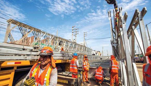 Las obras en Piura buscan evitar un nuevo desastre ante otro Fenómeno El Niño. (Foto: GEC)