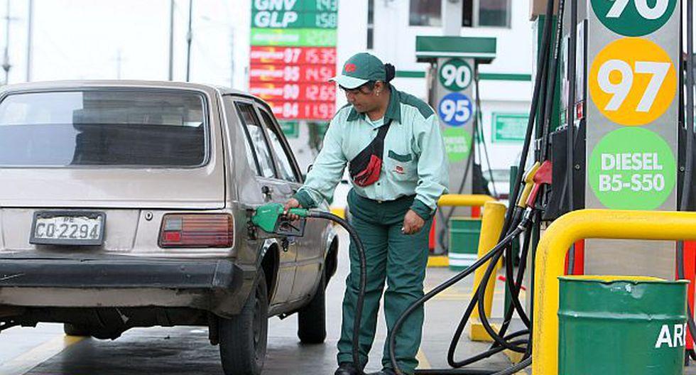Petroperú mantuvo los precios del diésel B5S50 UV y el GLP envasado. (Foto: GEC)