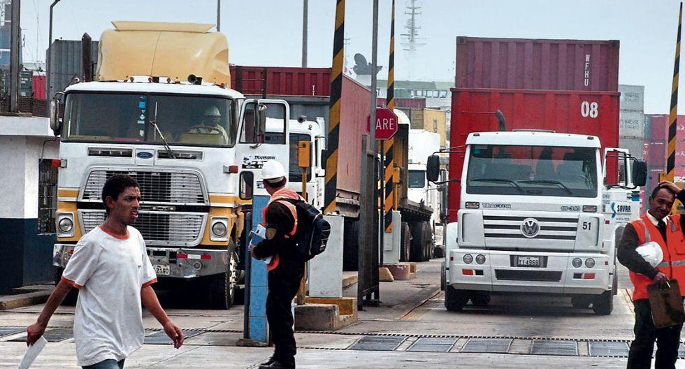 Transporte de carga (Foto: GEC)