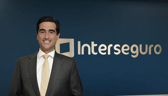 Gonzalo Basadre, gerente general de Interseguro. (Foto: Difusión)