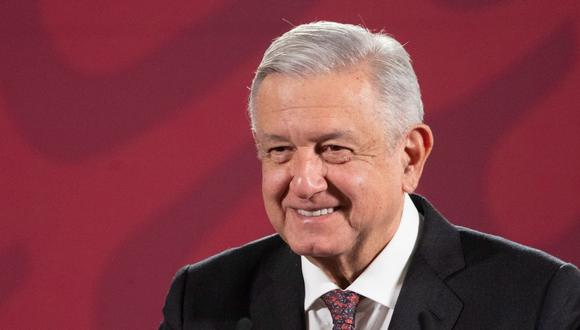 El presidente mexicano Andrés Manuel López Obrador. (EFE/Presidencia de México)