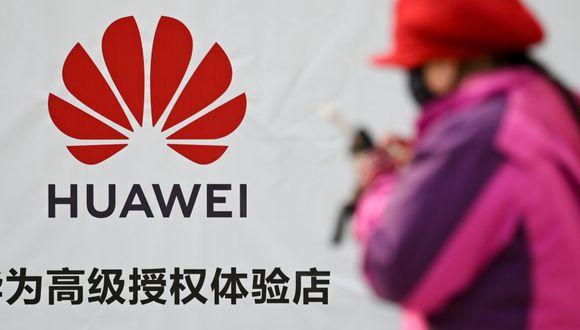 Estados Unidos acusó a Meng Wanzho, la directora financiera e hija del fundador de Huawei, de violar las sanciones económicas que deben aislar a Irán (Foto: AFP)