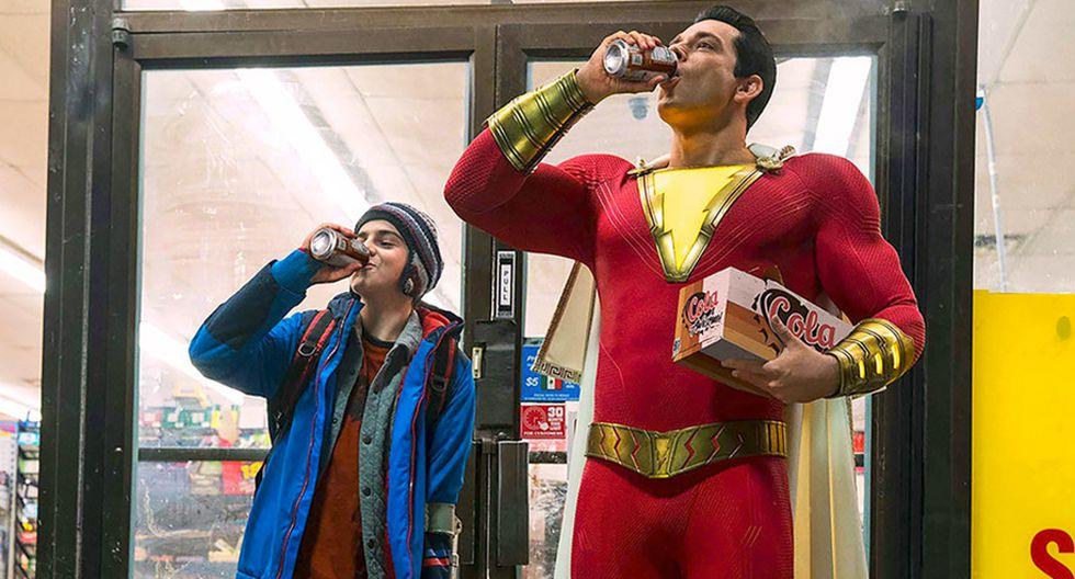 Foto 1  ¡Shazam! la película de Warner Bros., inspirada en el personaje del universo DC Comic, recaudó US$ 53.5 millones entre viernes y domingo, informó la firma Exhibitor Relations. (Foto: IMDB)