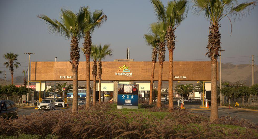 Oferta. El Boulevard de Asia cuenta con alrededor de 200 marcas.(Foto: Difusión).