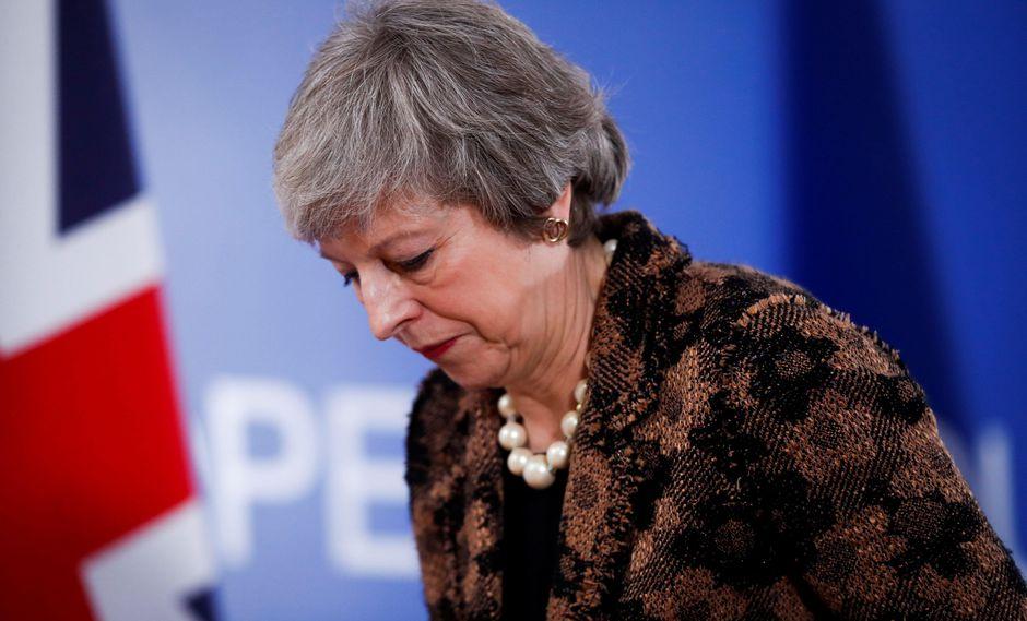 Por 432 votos en contra y 202 a favor, la Cámara de los Comunes rechazó el pacto presentado por Theresa May.. (Foto: EFE)