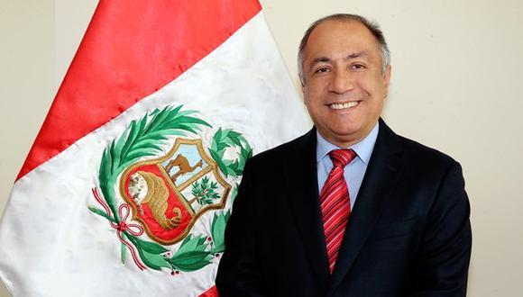 Javier Palacios, ministro de Trabajo y Promoción del Empleo (Foto: MTPE)