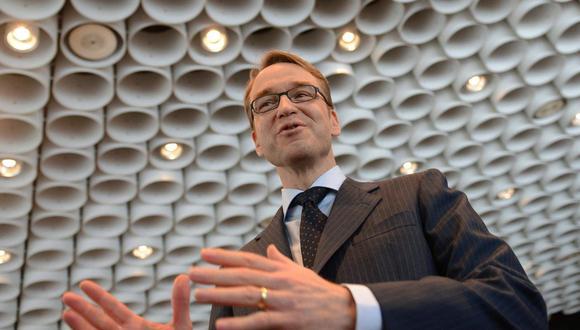 Presidente del Bundesbank, Jens Weidmann. (Foto:  EFE/Arne Dedert)
