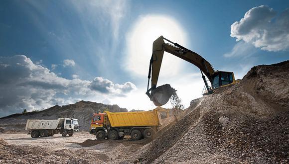 Minería. Empresas del sector alcanzaron los mejores resultados. (Foto: Difusión)