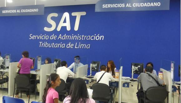 SAT. (Foto: Difusión)